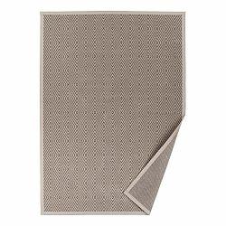 Béžový vzorovaný obojstranný koberec Narma Kalana, 160 × 230 cm