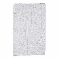 Biela kúpeľňová predložka Zone Classic, 50×80cm