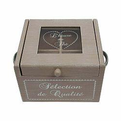 Box na čajové vrecúška Antic Line Selection