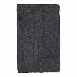 Čierna kúpeľňová predložka Zone Classic, 50 × 80 cm