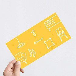 Darčekový poukaz - karta v hodnote 20 €