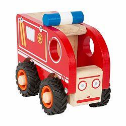 Detská drevená ambulancia Legler Ambulance