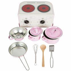 Detský ružový kuchynský set Sass & Belle