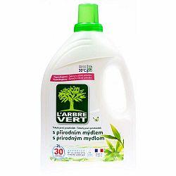 Ekologický prací gél s prírodným mydlom, L´Arbre Vert, 2 l