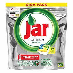 Kapsule do umývačky Jar Platinum, 72 ks