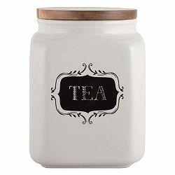 Keramická dóza na čaj s vrchnákom Creative Tops Stir It Up