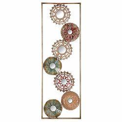 Kovová nástenná dekorácia Mauro Ferreti Gliss II, 90 cm