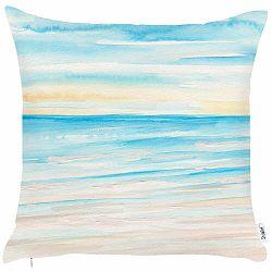 Obliečka na vankúš Apolena Sand Beach, 43×43 cm