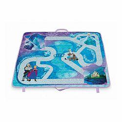 Rozkladací úložný box s hracou podložkou Domopak Frozen