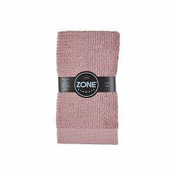 Ružový uterák Zone Classic, 50x100cm