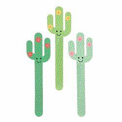 Sada 3 pilníkov na nechty Sass & Belle Cactus