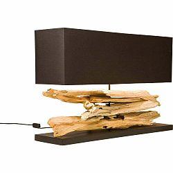 Stolová lampa z naplaveného dreva Kare Design Nature