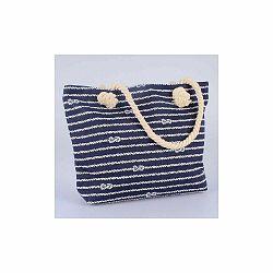 Textilná modrá taška Dakls