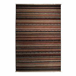 Vzorovaný koberec Zuiver Nepal Dark, 160×235cm