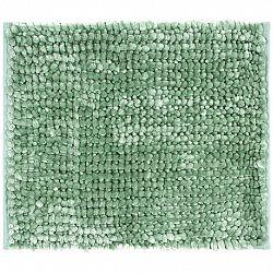 BO-MAKúpeľňová predložka Ella micro zelená, 40 x 50 cm