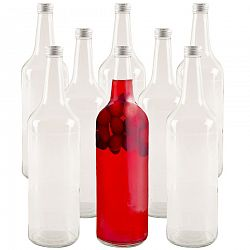 ORION Fľaša sklo+viečko Spirit 0,5 l