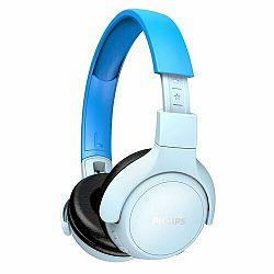 Philips TAKH402BL/00 bezdrôtové Bluetooth slúchadlá pre deti, 3,5 x 16 x 15 cm