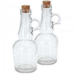 Sada fliaš na olej a ocot Excellent 250 ml, 2 ks
