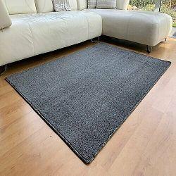 Vopi Kusový koberec Capri antracit, 120 cm