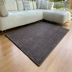 Vopi Kusový koberec Capri hnedá, 80 x 150 cm