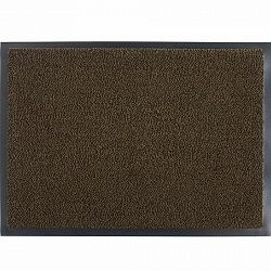 Vopi Vnútorná rohožka Mars hnedá 549/017, 80 x 120 cm